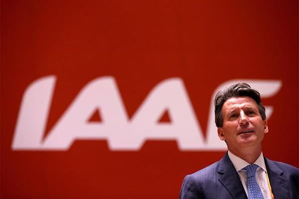 IAAF 2017 :  Coe says can't guarantee clean competition