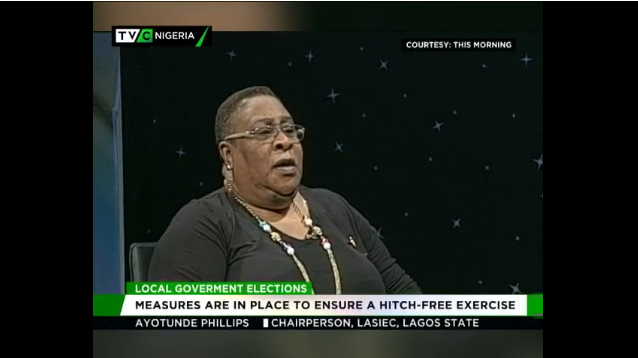 Lagos LG elections : LASIEC promises credible polls, urges residents to vote