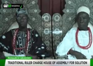 Ondo traditional chiefs-TVC