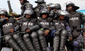 Policemen UNIMAID TVC