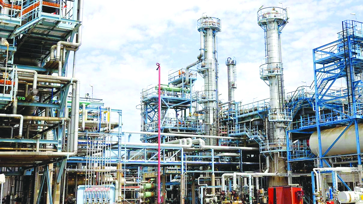 Oando, Agip take over repairs, maintenance of Port Harcourt Refinery