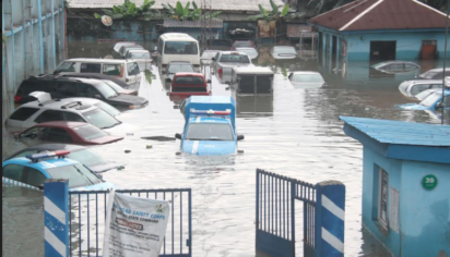Three killed as flood wreaks havoc in Port Harcourt