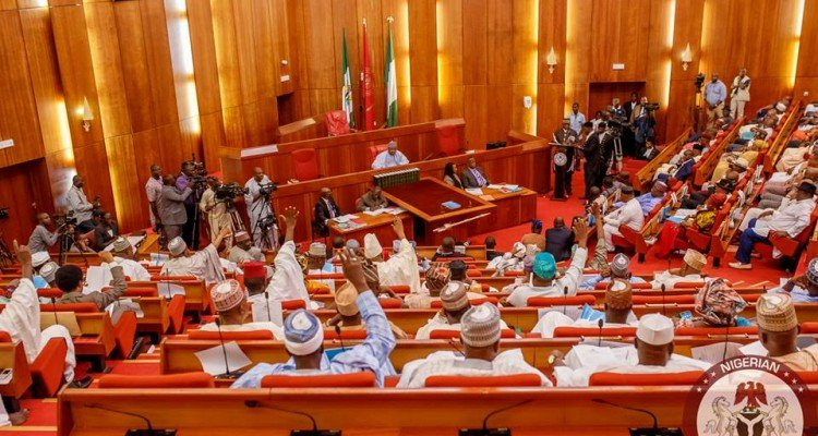 JUST IN : Senate passes bill to move presidential inauguration to National Assembly