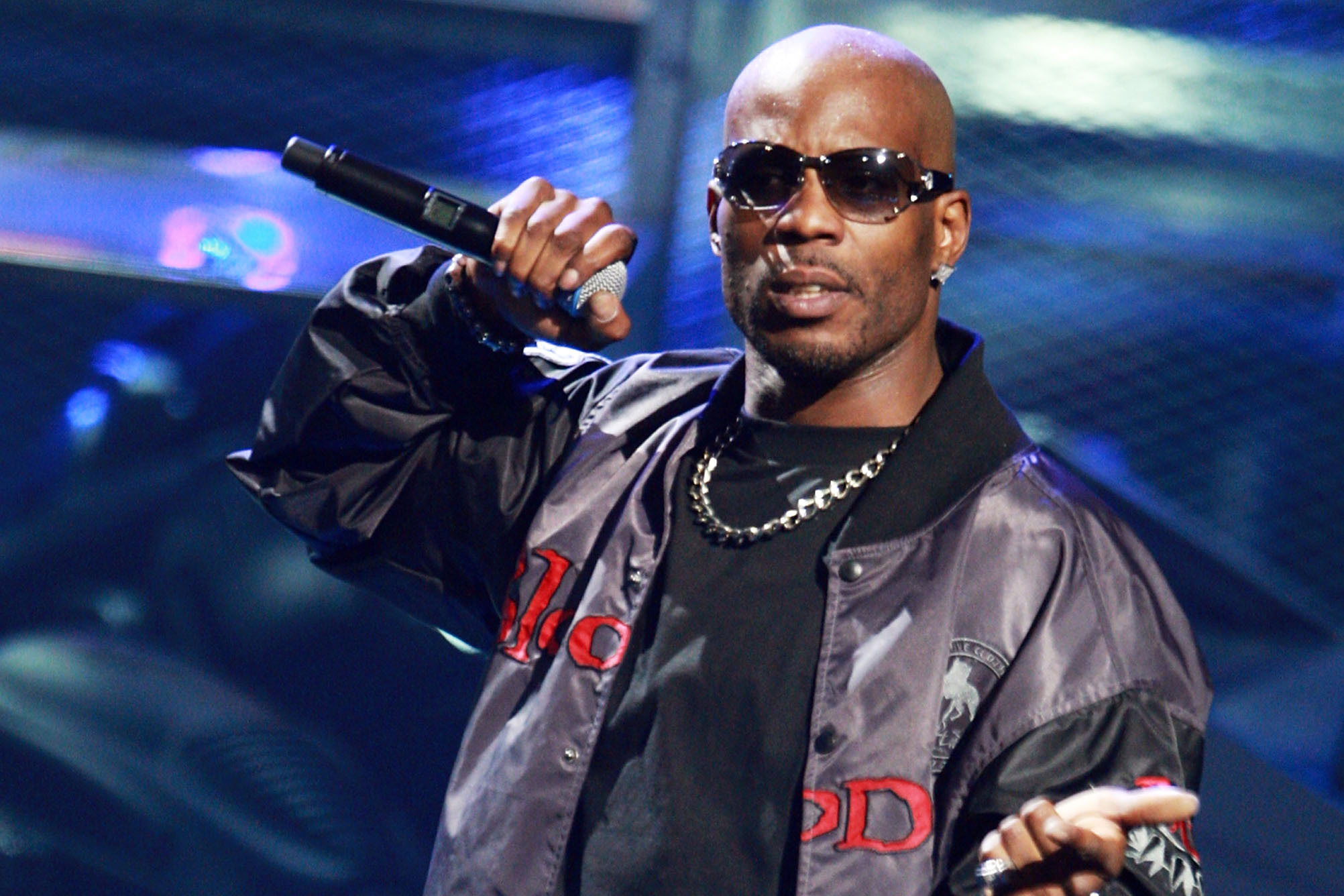 DMX arrested for $1.7m tax evasion charge