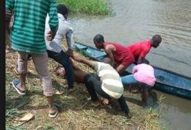 Twi FUTA Students drown in fishpond