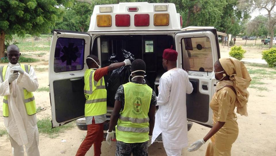 UNIMAID receives 48 corpses after Boko Haram attack on oil workers