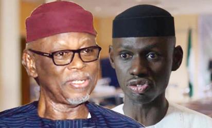 Oyegun caused APC's loss in Osun – Timi Frank