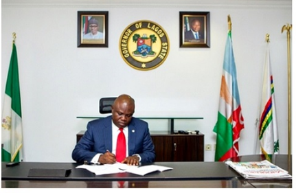 Ambode to roll out new commercial buses in February