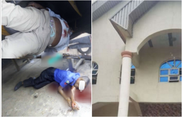 Anambra shooting : Gunmen kill two near Assemblies of God Church in Onitsha