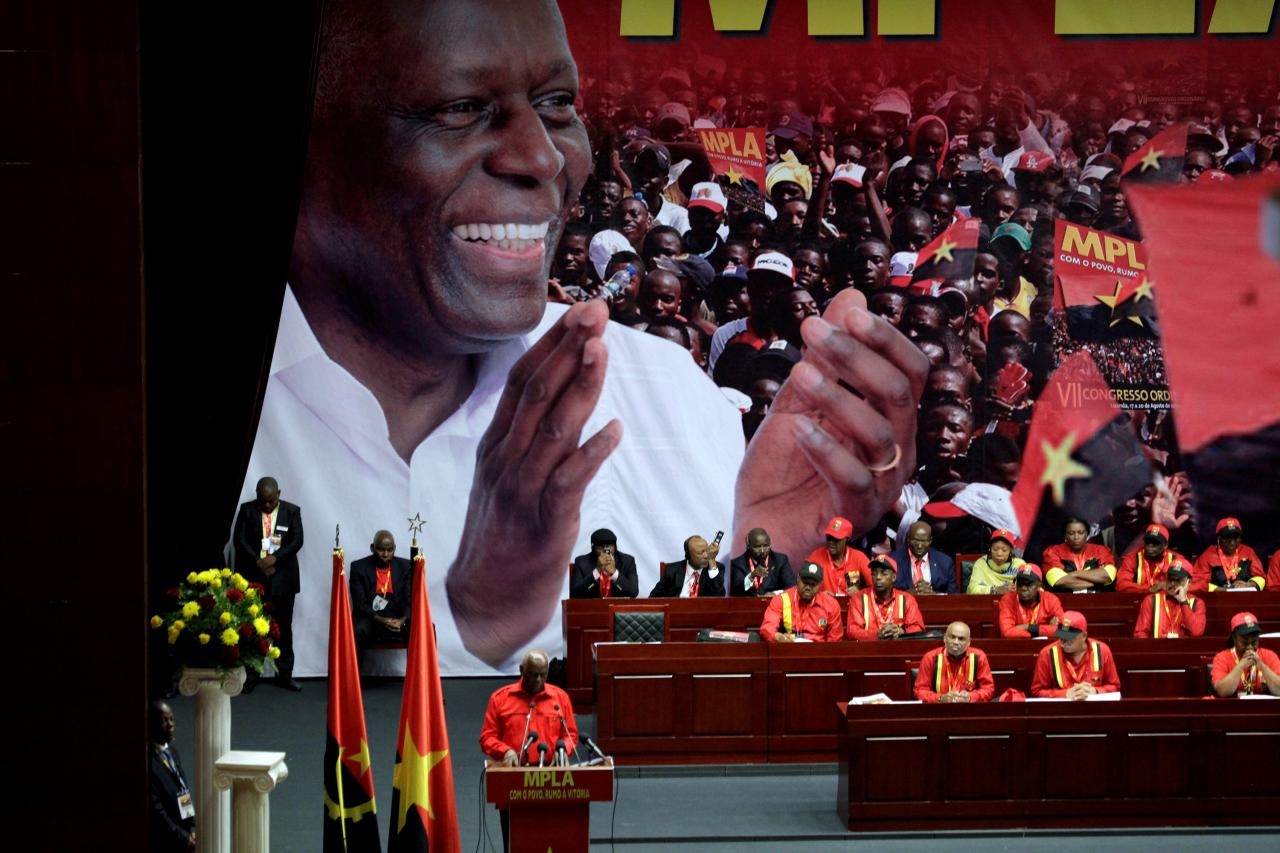 Angola general election : Opposition rejects ruling party's big vote lead