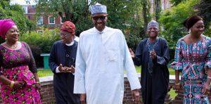 Buhari London -TVC