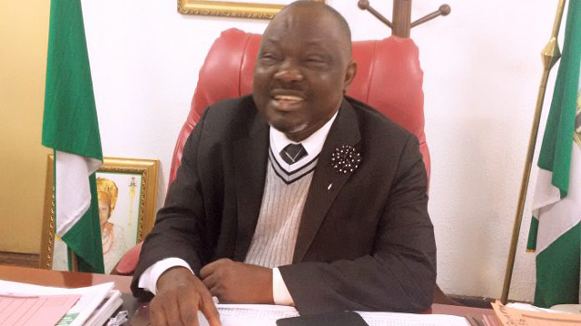 Edo Assembly Speaker, Justin Okonoboh impeached