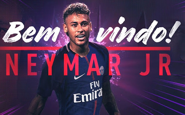 PSG confirm signing of five-year contract with Neymar