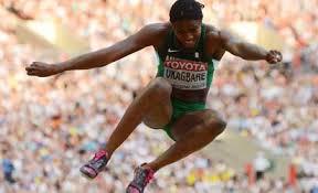 IAAF London 2017: Okagbare through to Long Jump final