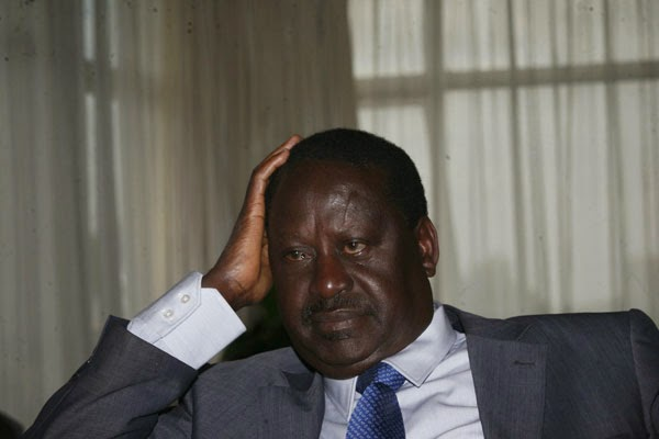 Kenyans ignore Raila Odinga's sit-at-home order