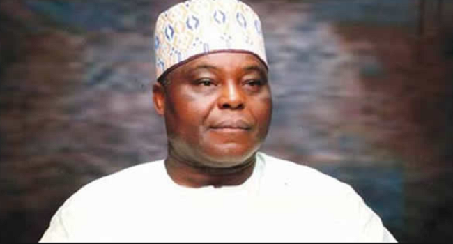 Party politics : APDA suspends Raymond Dokpesi, others