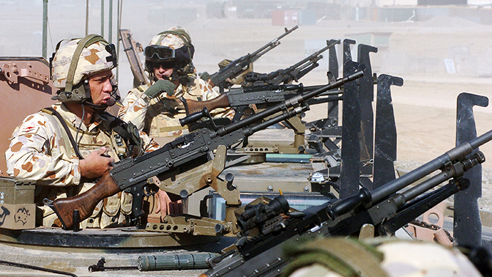 NATO soldiers suppress attempted insider attack in Afghanistan