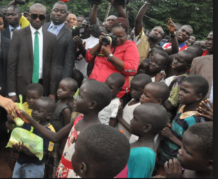 Children NGO seeks more attention for underage IDPs