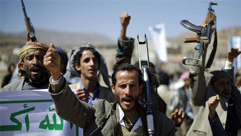 Yemen's Houthis target coalition warship, agency reports
