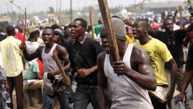 Police Sergeant killed as IPOB members clash with Muslims  in Rivers