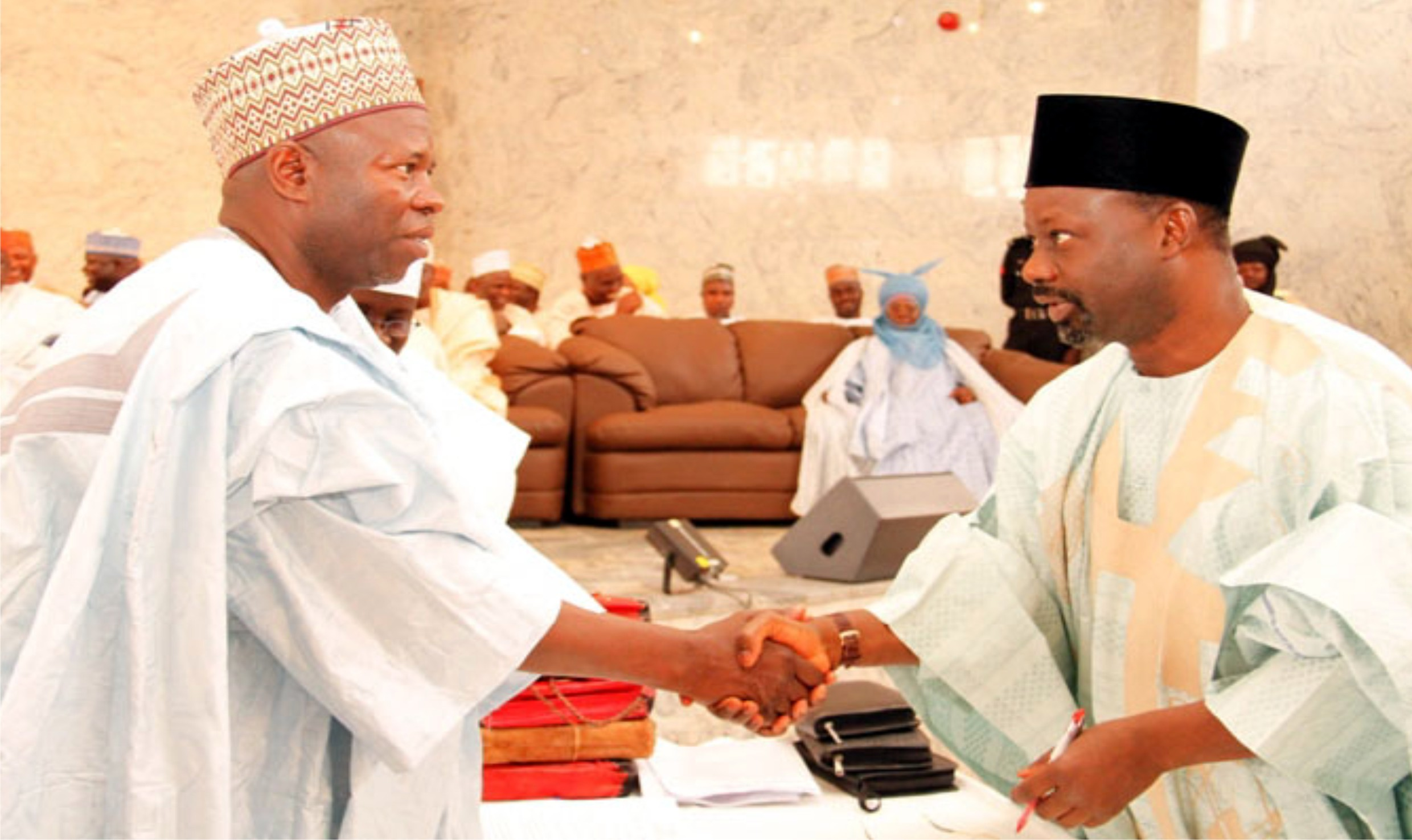 Governor Dankwambo swears in new Permanent Secretaries