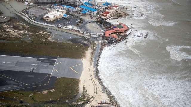 Hurricane Irma : At least nine dead on St. Martin Island
