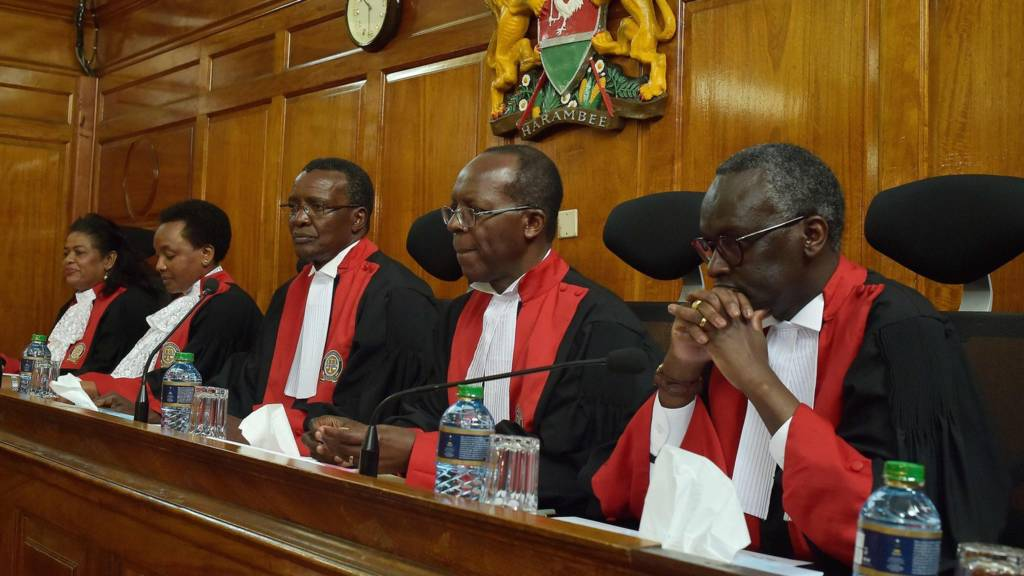 Kenya's Presidential voting system could have been hacked – Supreme Court
