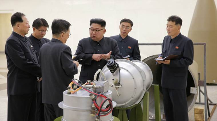 South Korea confirms traces of radioactive gas from North Korea's nuclear test