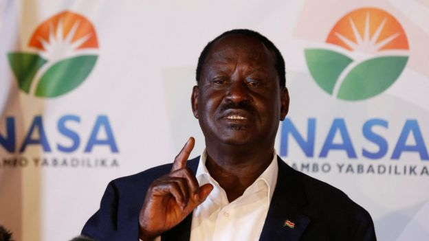 Kenya: No rerun if 'irreducible minimums' not addressed – Odinga