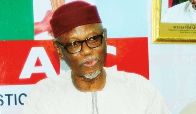 APC to submit Restructuring Framework to FG – Oyegun