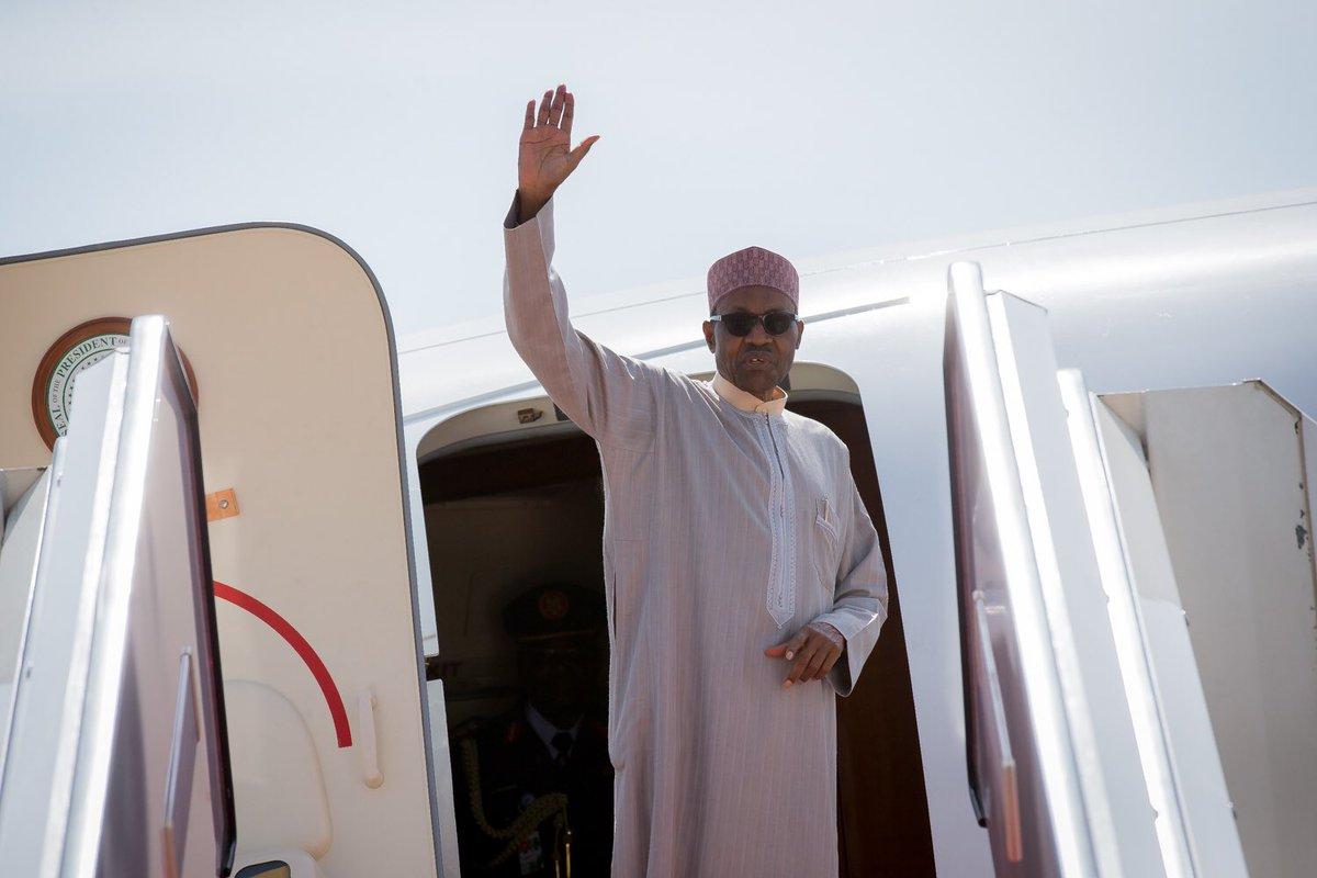 UNGA: Buhari to depart Abuja for New York Sunday