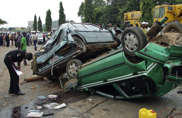Ogun State traffic agency set to reduce road crashes