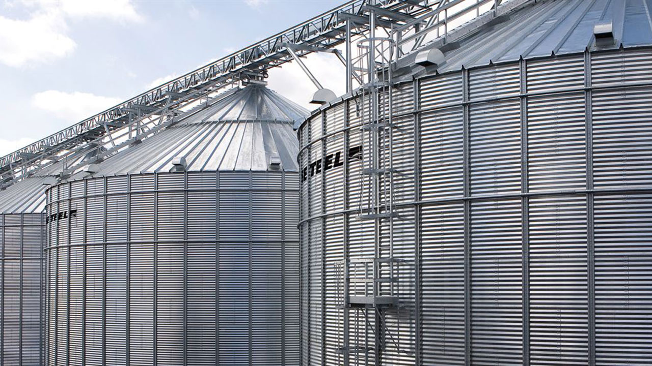 Agriculture : FG to concession 22 silos complexes