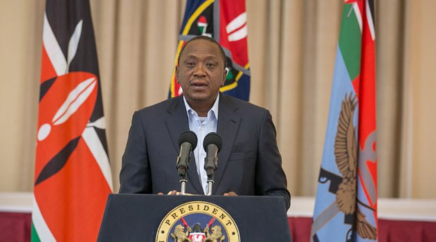 Kenyan president says Supreme Court election ruling was 'coup'
