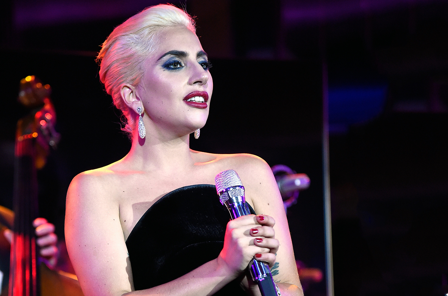 Lady Gaga revealed she suffers from fibromyalgia, to release a film on her disorder