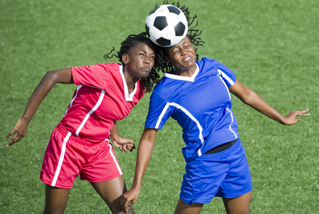 After concussion, teen girls may take longer to heal than boys