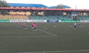 Agege Stadium - TVC