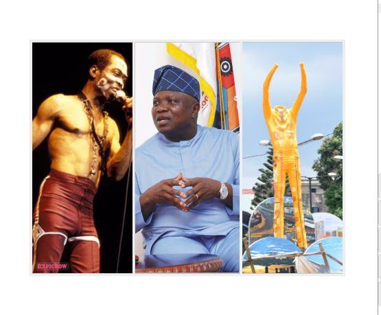 Lagos State government to honour Afrobeat legend Fela Anikulapo-Kuti