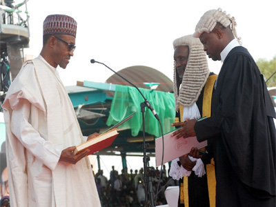 Senate passes bill to enforce inauguration of President, Vice-President at NASS