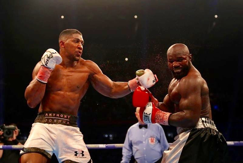 Carlos Takam wants rematch with Anthony Joshua, blames referee