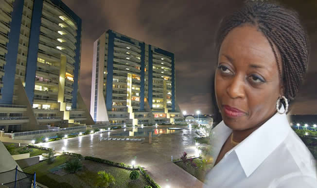 Allison-Madueke forfeits 56 houses worth $22m to FG
