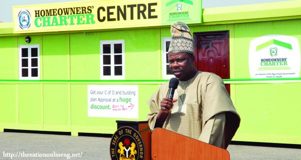 Ogun rejects more than 60,000 C of O Applications