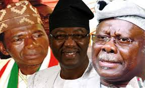 PDP chairmanship canddates -TVC