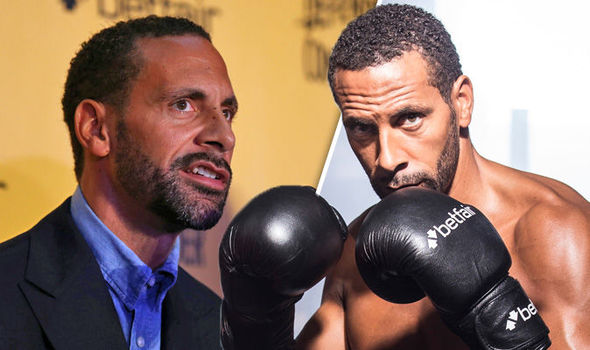 I'm not looking for a career in boxing – Rio Ferdinand