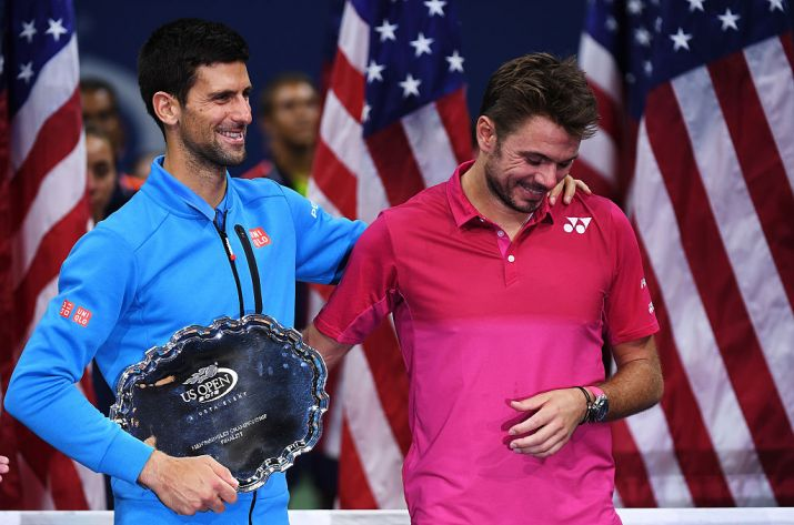 Djokovic, Wawrinka set to return to World Tennis Championship