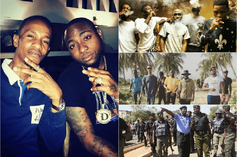 Press Statement, CCTV Footage released by Davido from Night of Tagbo's Death