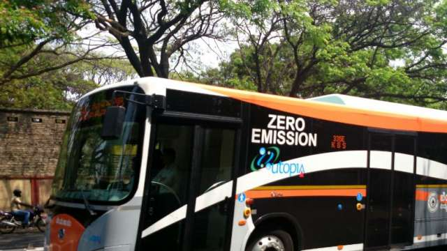 12 major cities to buy only zero emissions buses from 2025