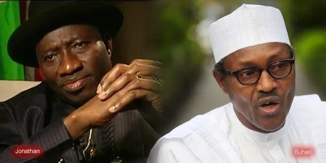 Jonathan criticises Buhari's administration for failing to reduce fuel price