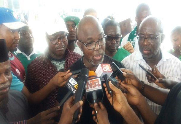 AFCON: Pinnick, others head to Cairo