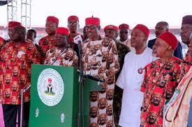 Buhari visits South East, calls for unity